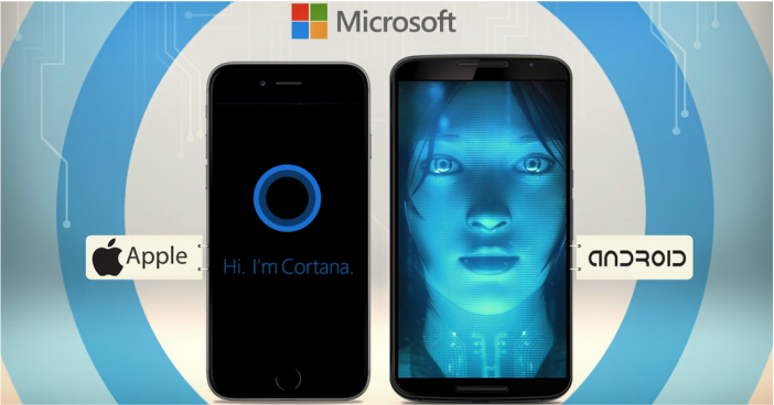 Cortana: Microsoft Corporation's Latest Android App - Search